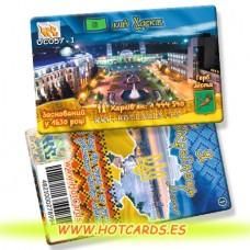 ХотКардс UC0057-1 Харьків Я Українець Міста(I)(50/400)