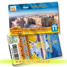 ХотКардс UC036-1 Рівне Я Українець Міста(I)(50/400)