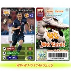 HotCards-ХотКардс FP02 Златан Ібрагімович ФП(Б)(50/400)