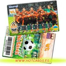 ХотКардс FK005 Шахтар ФК(K)(50/400)