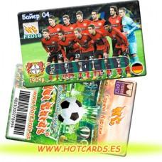 ХотКардс FK018 Байєр 04 ФК(K)(50/400)