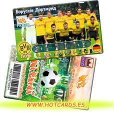 ХотКардс FK020 Боруссія Дортмунд ФК(K)(50/400)