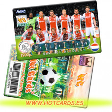 ХотКардс FK021 Аякс ФК(K)(50/400)