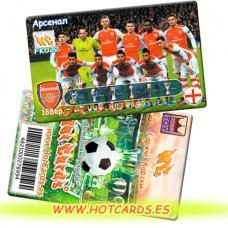 ХотКардс FK022 Арсенал ФК(K)(50/400)