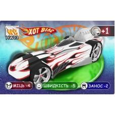 ХотКардс HW13 Машина ХотВилс (Б)(50/400)