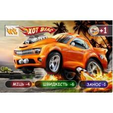 ХотКардс HW03 Машина ХотВилс (Б)(50/400)