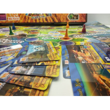 Коллекционный набор ХотКардс RoyalToy Города 12шт. RTNAB12
