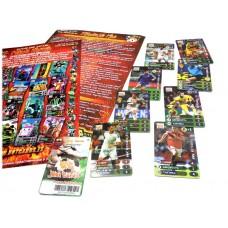Боевой набор ХотКардс RoyalToy Футболисты 12шт. RTNAB18