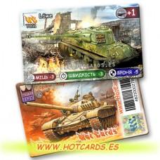HotCards-ХотКардс Танки T010 Е 25-ПТ-САУ   (Б)(50/400)